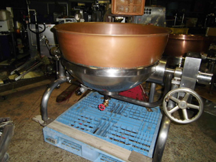 カジワラ工業製 蒸気釜 001-photo