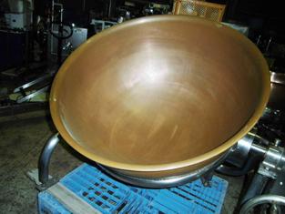 カジワラ工業製 蒸気釜 003-photo