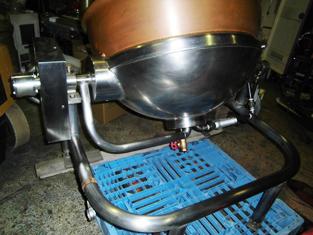 カジワラ工業製 蒸気釜 004-photo