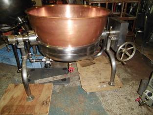 カジワラ工業製 蒸気釜 005-photo