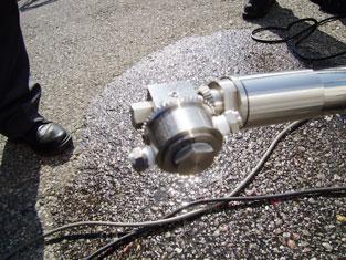 ドラム缶、コンテナー洗浄システム 002-photo