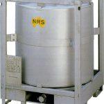 NRSステンレスコンテナー丸型