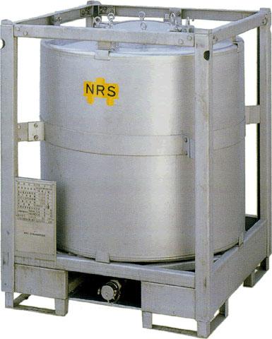 NRSステンレスコンテナー丸型 001-photo
