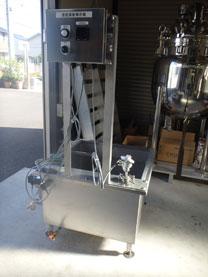 湯煎槽(蒸気式)-実例[1] 001-photo