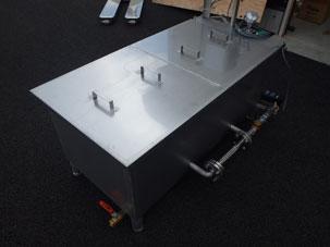 湯煎槽(蒸気式)-実例[2] 003-photo