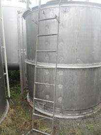 10m3 蛇管入りステンレスタンク 001-photo