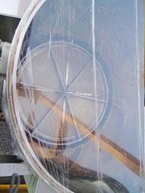 600Lジャケット付き真空濃縮タンク 003-photo