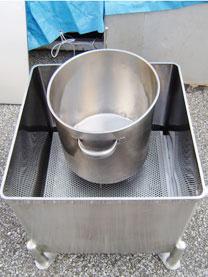 ステンレスタンク湯煎槽(蒸気式) 003-photo