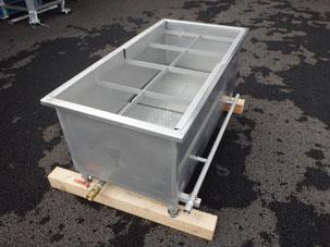 湯煎槽(蒸気式)-実例[3] 001-photo