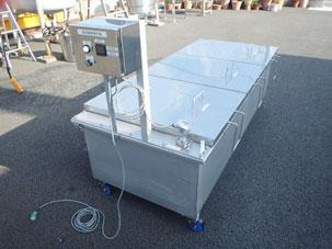 湯煎槽(蒸気式)-実例[4] 001-photo