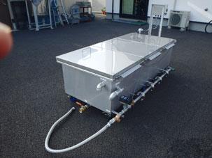 湯煎槽(蒸気式)-実例[4] 002-photo