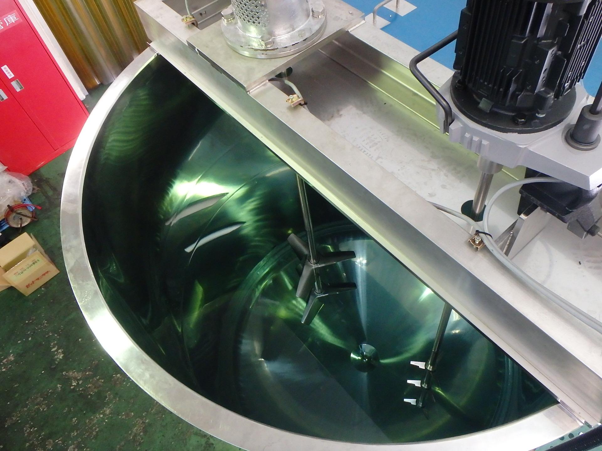 3000Lステンレス調合タンク 003-photo