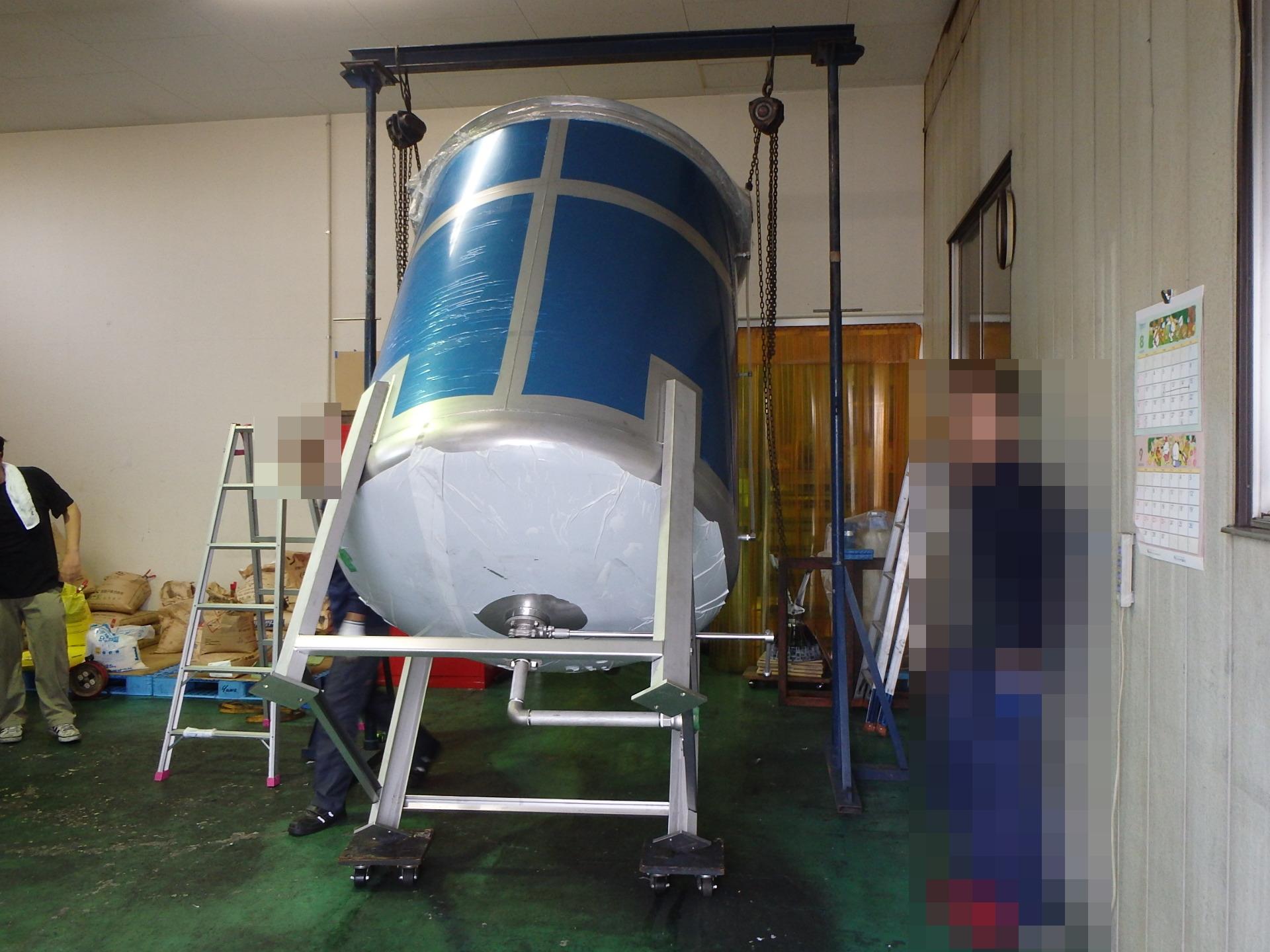 3000Lステンレス調合タンク 006-photo