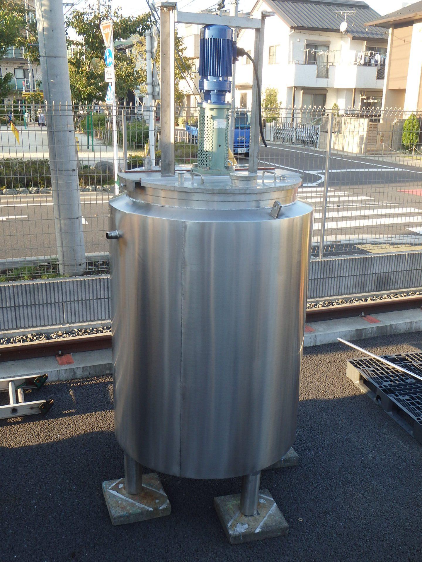500Lステンレスジャケットタンク 001-photo