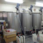650L攪拌機付き調合タンク