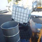 コンテナ用洗浄システム