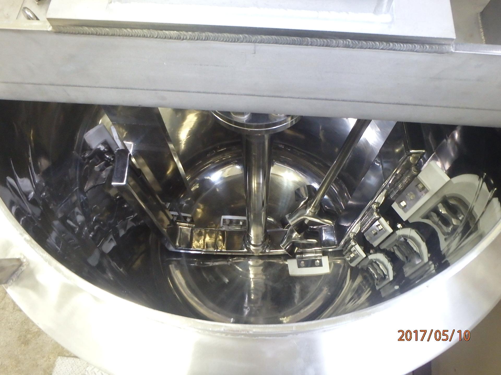 500Lステンレス調合タンク 002-photo