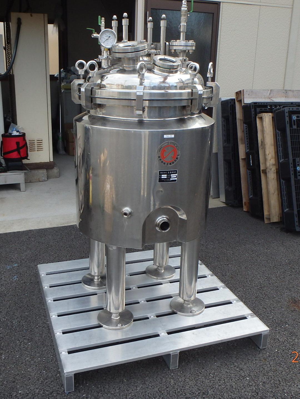 150L密閉式ジャケットタンク 001-photo