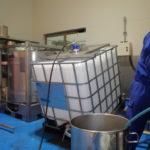 コンテナ洗浄システム導入実績